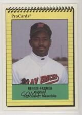1991 ProCards Minor League Reginald Farmer #2407