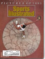 SPORTS ILLUSTRATED - WITH THE PICTURES of 1991 ON THE COVER - DECEMBER 30, 1991