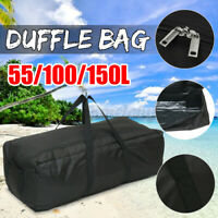 100/150L Waterproof Ultra light Sports Duffle Hand Bag Outdoor Travel Luggage y