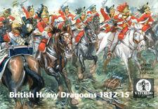 Soldatini 1/72 BRITISH HEAVY DRAGOONS - WATERLO1815 053
