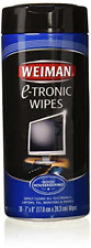Weiman Anti-Static E-Tronic Electronic Cleaning Wipes For LCD Screens, TVs, and
