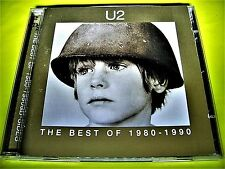 U2 - THE BEST OF 1980 - 1990   SPECIAL DOUBLE CD FEAT. THE BEST OF & THE B SIDES