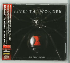 SEVENTH WONDER The Great Escape JAPAN CD HMCX-1109 2011 NEW s6118