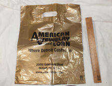 American Jewelry and Loan Bag