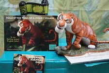 WDCC Everyone Runs From Shere Khan - Disney the Jungle Book NIB NLE + card & pin