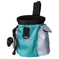 Trixie Dog Activity Walking Baggy 2-in-1 Snack Bag with Poo Dirt Bag Dispenser
