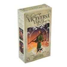 Vice-Versa Tarot: A 78 card deck(English) - Rider-Waite-based Deck - double-side