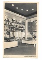 (M) 1933 Chicago World's Fair PC Deeptone Interior Swediish Pavilion