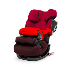 Car seat group 1/2/3 Kg. 9-41 PALLAS 2-FIX Rumba Red dark red Cybex