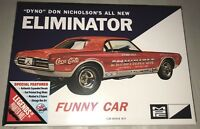 MPC Dyno Don Nicholson Cougar Eliminator Funny Car 1:25 model car kit 889