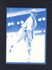 The 1930s #411 Lester McCRABB 1939-42 Athletics/A's(1972 TCMA/blue tint)2nd card