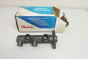 Nos Raybestos Brake Master Cylinder Assembly fit Dodge Plymouth (MC39325)