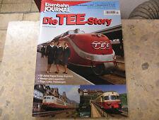Die TEE- Story Trans- Europ- Express VT 11.5 Br 601 Baureihe Eisenbahn- Journal