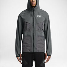 Nike International Windrunner Jacket [802482 021] Grey XL TALL GUYS