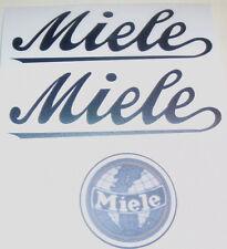 Aufklebersatz,Aufkleber,Miele,Miele Fahrrad,Sport,Fahrrad,Radsport,Oldtimer,DDR