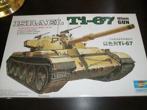 1/35 T-67 105mm Gun Israeli Tank by Trumpeter