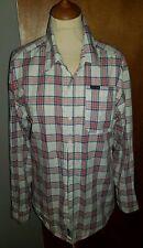 Ambrose & Jackson Mens  Fabulous Long Sleeved Check Shirt Size L