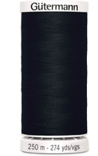 Gutermann Sew-all 100% Polyester Thread 250m Hand and Machine POPULAR COLOUR'S