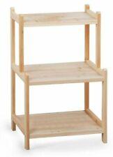 3 Tier Shelving Storage; Wood Stand Shelves; Shoe rack Bathroom bedroom Stoarage
