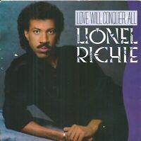 """Lionel Richie – Love Will Conquer All  7""""  45rpm Single  P/S"""