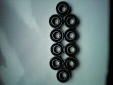 5 X 12 X 4  BEARINGS 10 OFF Rubber Sealed