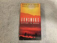 Gunsmoke: Return to Dodge (1987) - VHS - Western - Promo / Screener - NEW - RARE