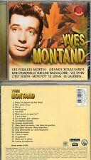 CD 18 TITRES  DE YVES MONTAND  DE 2005 NEUF SCELLE