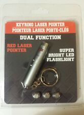 KEYRING LAZER POINTER