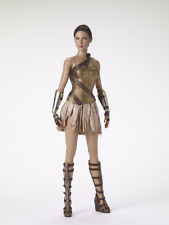 WONDER WOMAN TRAINING ARMOR DOLL  DC COMICS TONNER DOLL- GAL GADOT SCULPT