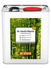 Asuso NL Hartöl-Wachs Farbe: farblos seidenglänzend 5 L