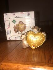 Charming Tails 💕~Mom Your Love Is More Precious Than Gold~Retired~Adorable~New !