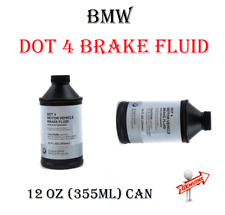 DOT4 Brake Fluid Brake Master Cylinder Oil For All BMW Models GENUINE