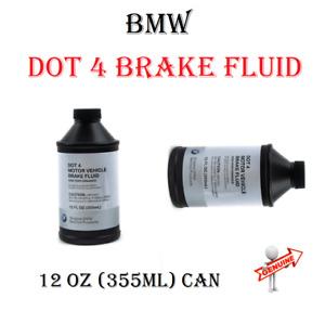 DOT4 Brake Fluid Brake Master Cylinder Oil For All BMW Models GENUINE