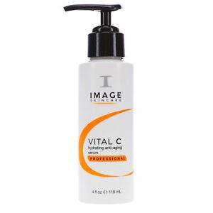 Image skincare Vital C Hydrating Anti Aging Serum 4oz / 118 ml New EXP 8/2022