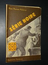 MON ROMAN POLICIER n°326 - Joan Dull - SÉRIE NOIRE - 1954