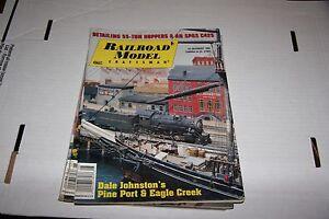 RAILROAD MODEL CRAFTSMAN  MAGAZINE 08/1995