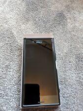 Sony Xperia XZ Premium 64GB Sbloccato 4G Nero Android Smartphone