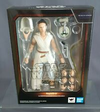 S.H.Figuarts Rey & D-O Star Wars (The Rise of Skywalker) Bandai Japan New ***