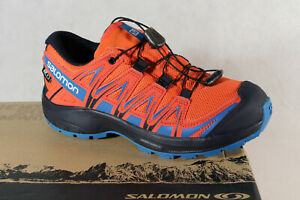 Salomon XA PRO 3D Sportschuhe Laufschuhe Sneakers Halbschuhe orange Neu!