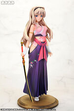 To Heart2 Dungeon Travelers Kusugawa Sasara Samurai Style 1/6 Scale PVC Figure