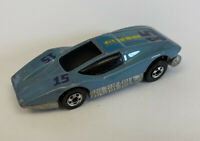 1974 Hotwheels Silver Bullet 15 Le Mans, Very Rare! Loose!