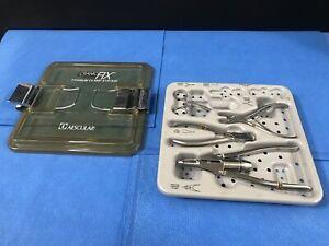 Aesculap Titanium System w/ Case