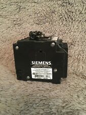 Siemens Q23030Ct2 Two 30-Amp Double Pole Circuit Breaker