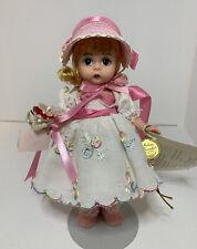 New ListingMadame Alexander doll Thank You 21110 celebrating 75th anniversary 1998 Euc