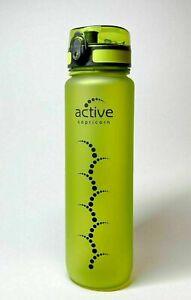 Trinkflasche Sportflasche Tritan BPA frei isoliert