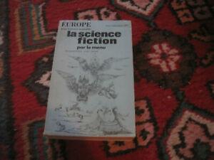 EUROPE/ N° 580-581: la science fiction par le menu  1977