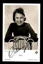 Conny Froboess UFA Verlag Autogrammkarte Original Signiert ## BC 65998