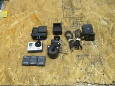 GoPro Hero 3 - Action Camera + STUFF     (lot 1324)