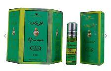 Africana 6ml (scatola da 6) Al Rehab Profumo In Olio/Attar/Ittar