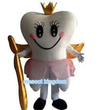 Tooth Fairy Mascot Costume Birthday Cosplay Party Fancy Dress Adult Outfit Suit